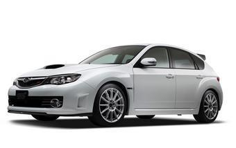 Концептуальная версия Subaru Impreza WRX STI получила слегка измененный экстерьер и улучшенную управляемость.