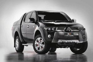 Mitsubishi представляет тюнинг-версию пикапа Triton (L200)