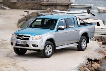 13 октября в Хорватии Mazda объявила о выходе обновленной версии пикапа BT-50.