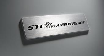 Subaru праздует 20-летный юбилей модели Impreza WRX STI.