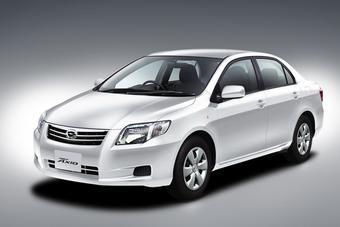 Компания Toyota провела рестайлинг текущего поколения моделей Toyota Corolla.