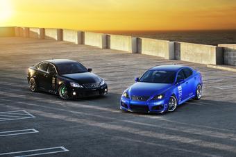 Бренд Lexus на тюнинг-шоу SEMA, которое совсем скоро начнется в Лас-Вегасе, будет представлен множеством автомобилей. Большинство из них — мощные спорт-кары, построенные на базе седана IS F.