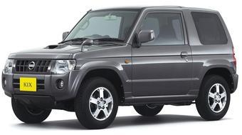 Продажи микро-внедорожника Nissan Kix начнутся в Японии 1 ноября.