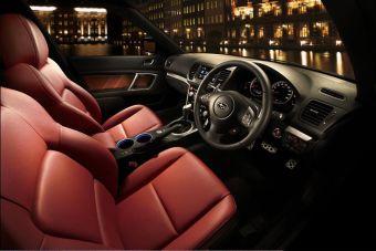Subaru представляет новую комплектацию автомобилей семейства Legacy: Premium Leather Edition.