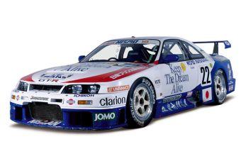 Спустя более чем 10 лет на соревнования Ле-Ман вернется GT-R.