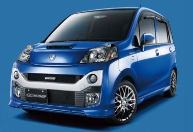 Для миникара Honda Life предлагается тюнинг от компании Mugen