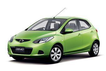 Mazda выпускает обновление автомобиля Mazda Demio.