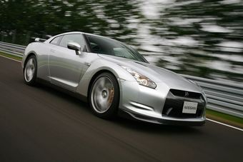 Nissan покажет, на что способен Nissan GT-R на кольце в Нюрбурге.