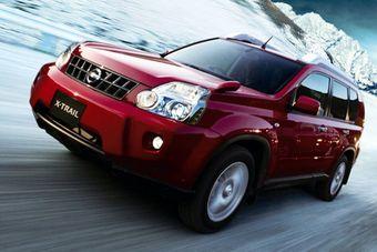Компания Nissan подготовила две зимние комплектации Nissan X-Trail для внутреннего рынка Японии.