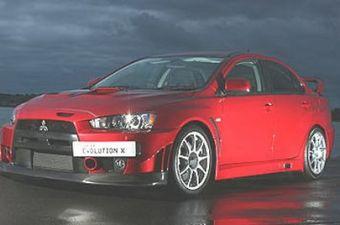 Британские журналисты из издания «Autocar» публикуют новые подробности и изображения модификации FQ-400 спорт-кара Mitsubishi Evo X.