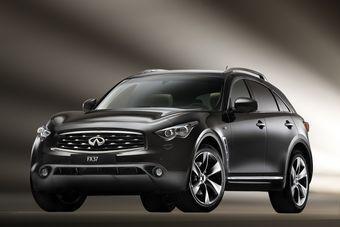 Продажи люксовых автомобилей марки Infiniti в ноябре выросли, хотя и составили всего 719 автомобилей.