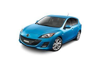 Mazda3 в кузове хэтчбэк.