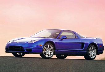 Honda закрыла проект по возрождению легендарной модели NSX.