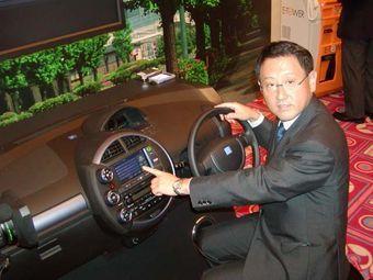 Внук основателя компании Toyota в будущем году может занть пост президента корпорации Toyota.