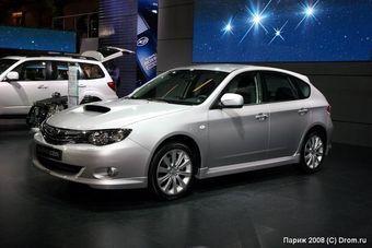 Выход дизельной модификации Subaru Impreza для Европы откладывается из-за высокого курса иены.