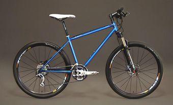 Велосипед марки Subaru, модель XB. Таких будет выпущено всего 99 штук.