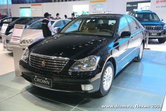 В собранных на территории Китая автомобилях Toyota Crown был обнаружен дефект системы электронного усилителя руля.