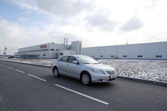 Завод компании Toyota пока что будет единственным из японских автосборочных концернов на территории РФ.