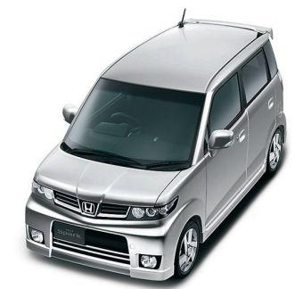 В японии вышла рестайлинговая версия микрокара Honda Zest, а также появилась новая спортивная версия Spark.