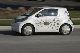 Сегодня в Детройте откроется Североамериканский автосалон. Помимо прочих новинок, будет представлен концепт электромобиля компании Toyota.