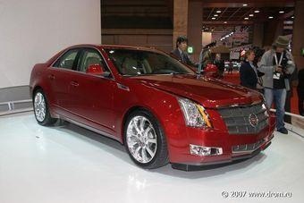 General Motors, Ford и Chrysler не привезут свои машины в Токио на 41-е международное моторшоу.