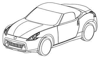 Компания Nissan планирует предствить на автоалоне в Нью-Йорке в апреле этого года открытую версию спотркара Nissan 370Z.
