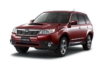 Несущественным образом обновленный Subaru Forester вышел на японский рынок.