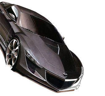 В условиях глобального экономического кризиса компания Mazda не отказалась от разработки нового поколения знаменитого спорт-кара RX-7, оснащенного роторным двигателем.