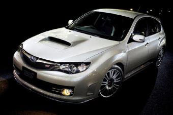 FHI продолжает выпуск приспортивленных версий Subaru Impreza WRX STI серии A-Line.