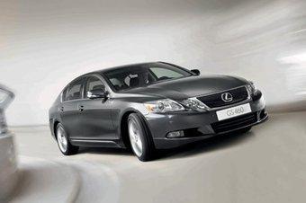 На долю угнанных Lexus GS пришлось 7,6% от общего числа застрахованных в Москве и Московской области автомобилей.