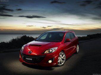 Сегодня в Женеве состоится мировая премьера хэтчбэка Mazda3 MPS.