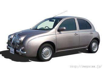 Mitsuoka представляет автомобиль Cute. Стоит он дешевле любой новой Mitsuoka (от $11 000), но есть нюанс.
