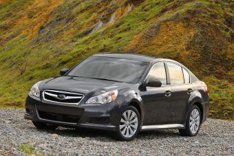 Subaru Legacy пятого поколения.