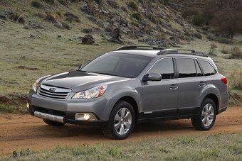 Subaru представила новое поколение модели Outback.