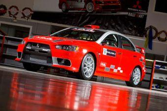 Компания MML Sports предлагает раллийные болиды класса Group N, построенные на базе Mitsubishi Evolution X.
