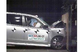 Subaru Forester и Subaru Exiga получили самые высокие оценки за безопасность в Японии.