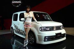 Новость о Nissan Cube