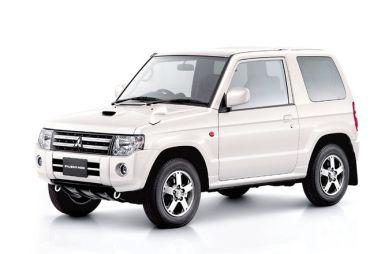 Mitsubishi выпустила жемчужную комплектацию внедорожника Pajero Mini