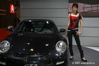 Производители автомобилей премиум-класса Porsche и Maserati не поедут на 41-е Токийское моторшоу.