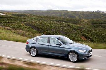 BMW опубликовала полную информацию о серийном варианте новой модели 5 Series Gran Turismo.