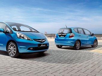 Новый Honda Jazz выходит на российский рынок.