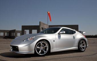 Nissan начинает продажи особой комплектации 370Z. Только для европейцев и только 80 штук.