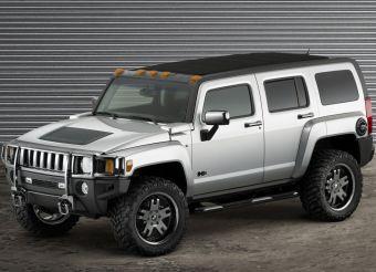 Автомобили под маркой Hummer будет выпускать китайская корпорация.