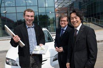В России реализовано 100 000 автомобилей Mazda3 первого поколения.