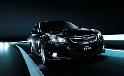Subaru совместно с STI собирается доработать новое поколение Legacy B4 для трековых гонок
