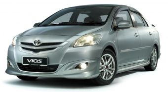 Toyota Vios TRD Sportivo пропишется в Малайзии.
