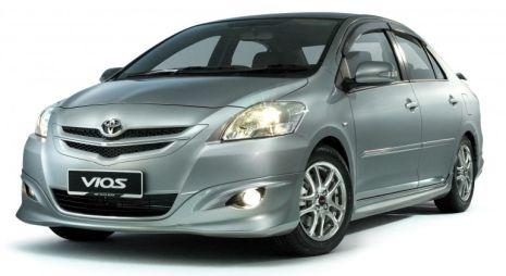 Полторашка Toyota Belta отправится в Малайзию под видом Toyota Vios TRD Sportivo