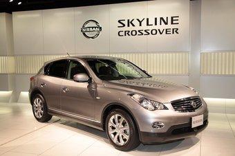 В Японии стартовали продажи нового представителя семейства Nissan.