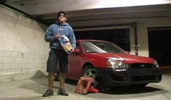 Американские автолюбители сняли видео по мотивам джимканы Кена Блока.