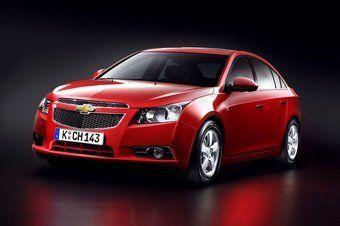 В льготный список кредитования Минпромторг добавил 21 автомобиль, в том числе Chevrolet Cruze.